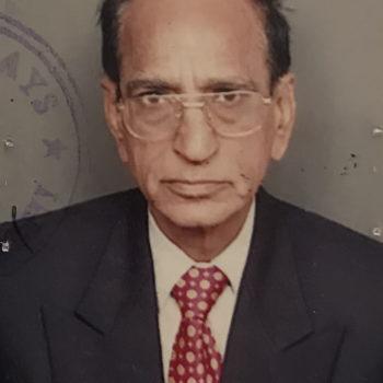 Col. DV Malik